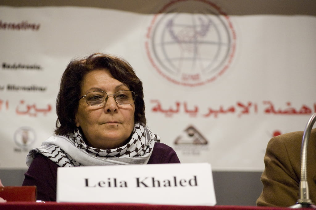 SFSU on Decision to Invite Leila Khaled to Speak; None of the 9/11 Hijackers Were Available
