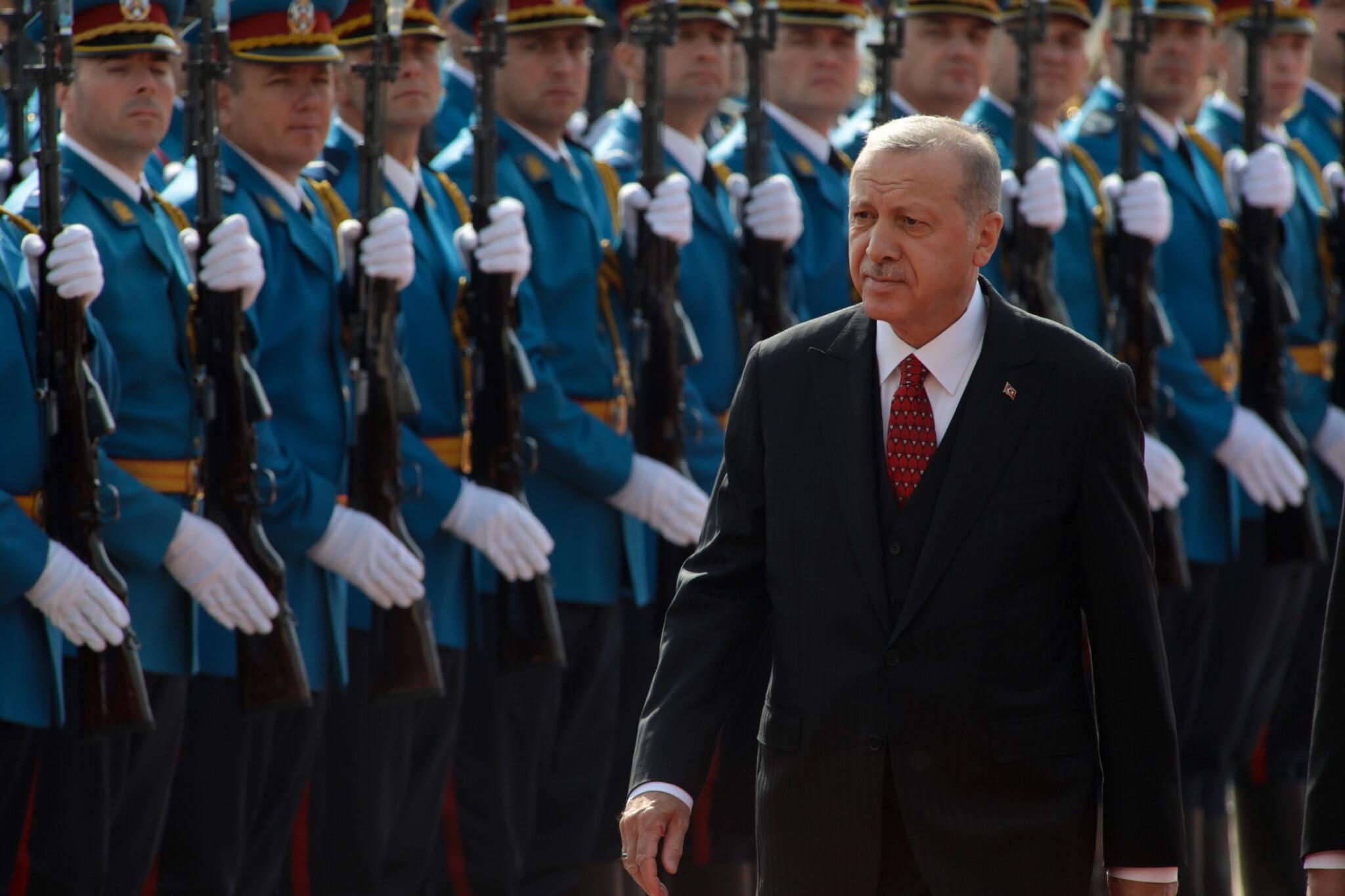 Israel Hands Off Jerusalem Administrative Duties to Erdogan