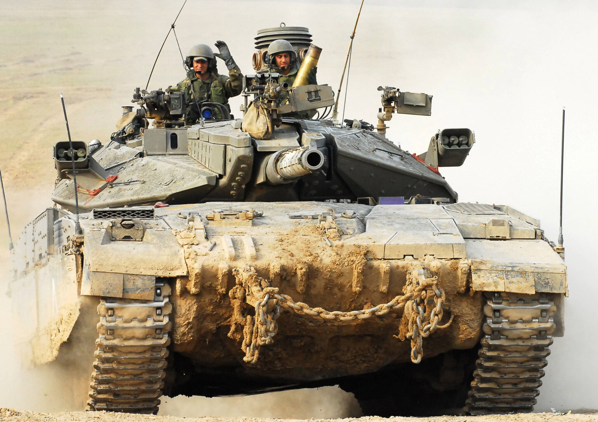 Israel Defense Forces Accidentally Invade Lebanon
