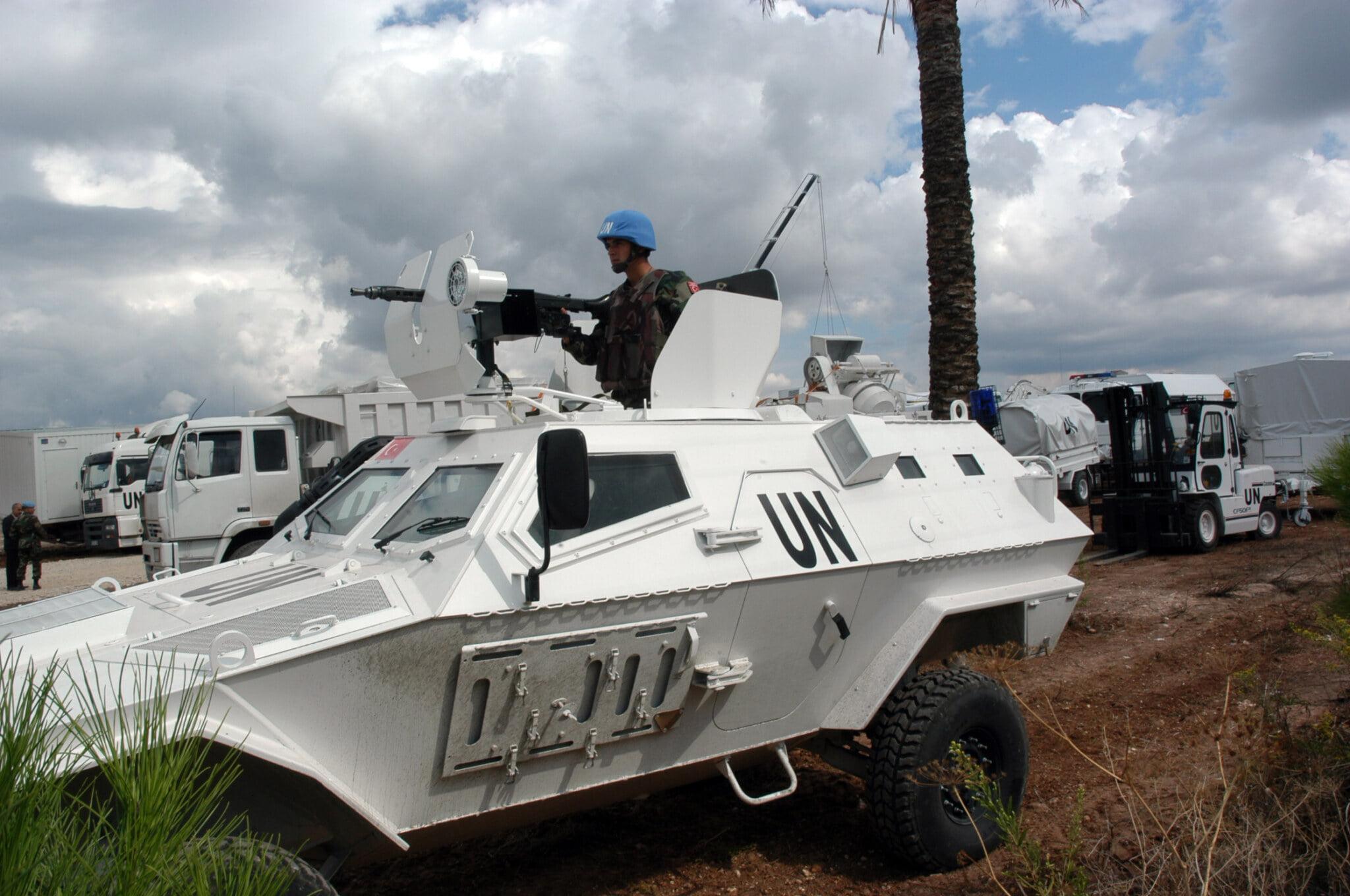 UN Troops Abandon Mission…Again