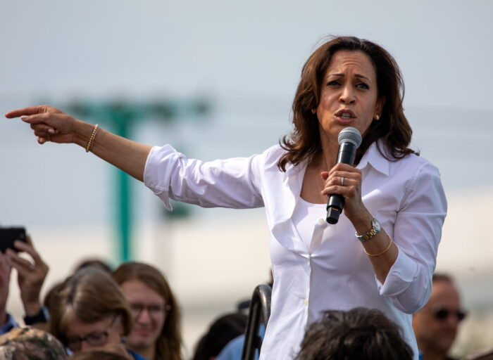 'I Never Would Have Accepted VP Role if I Knew Biden Would Live This Long,' Kamala Admits