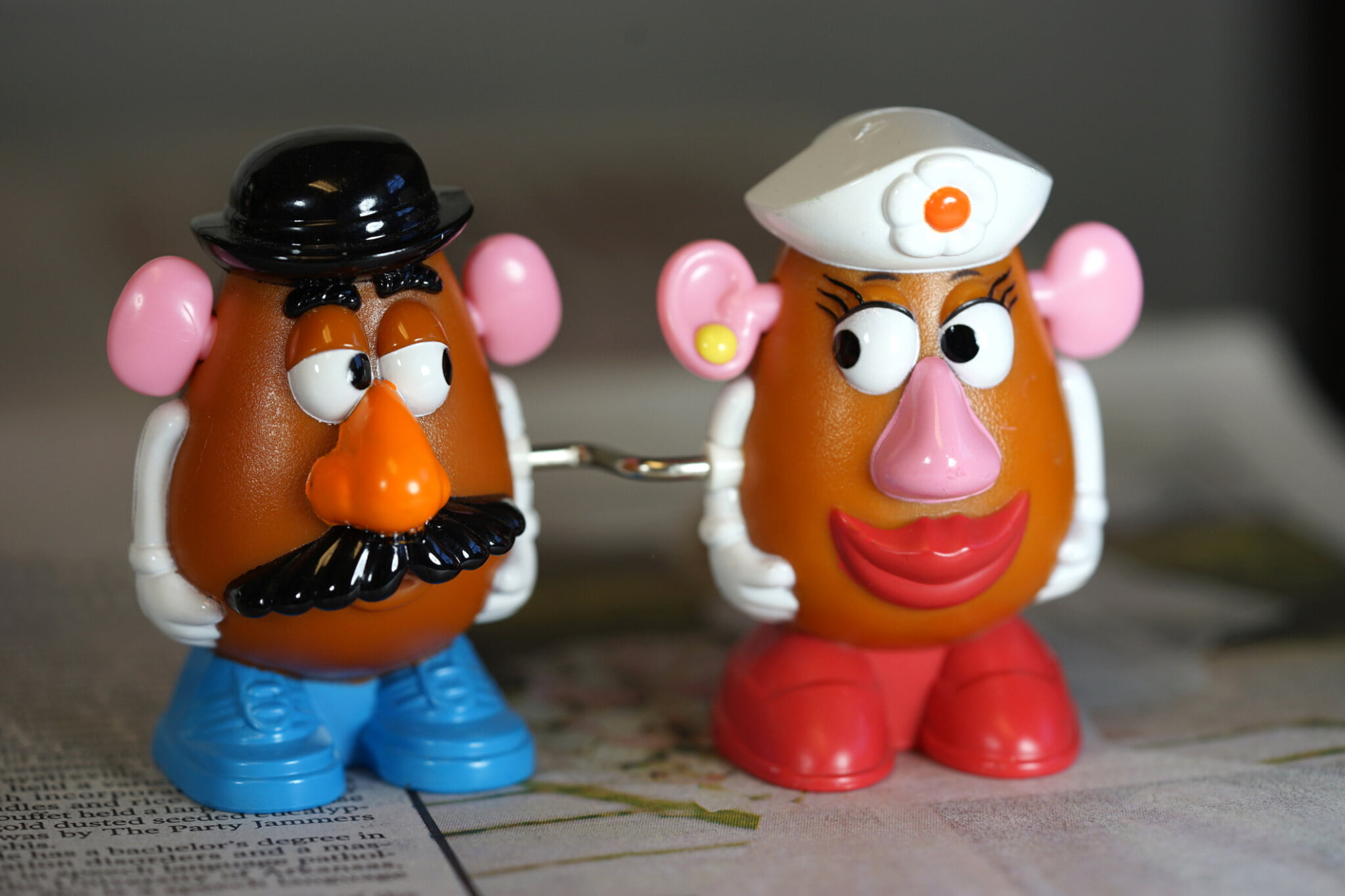 Saudi Arabia to Require 'Potato Head' Toy to Have Face Veiled