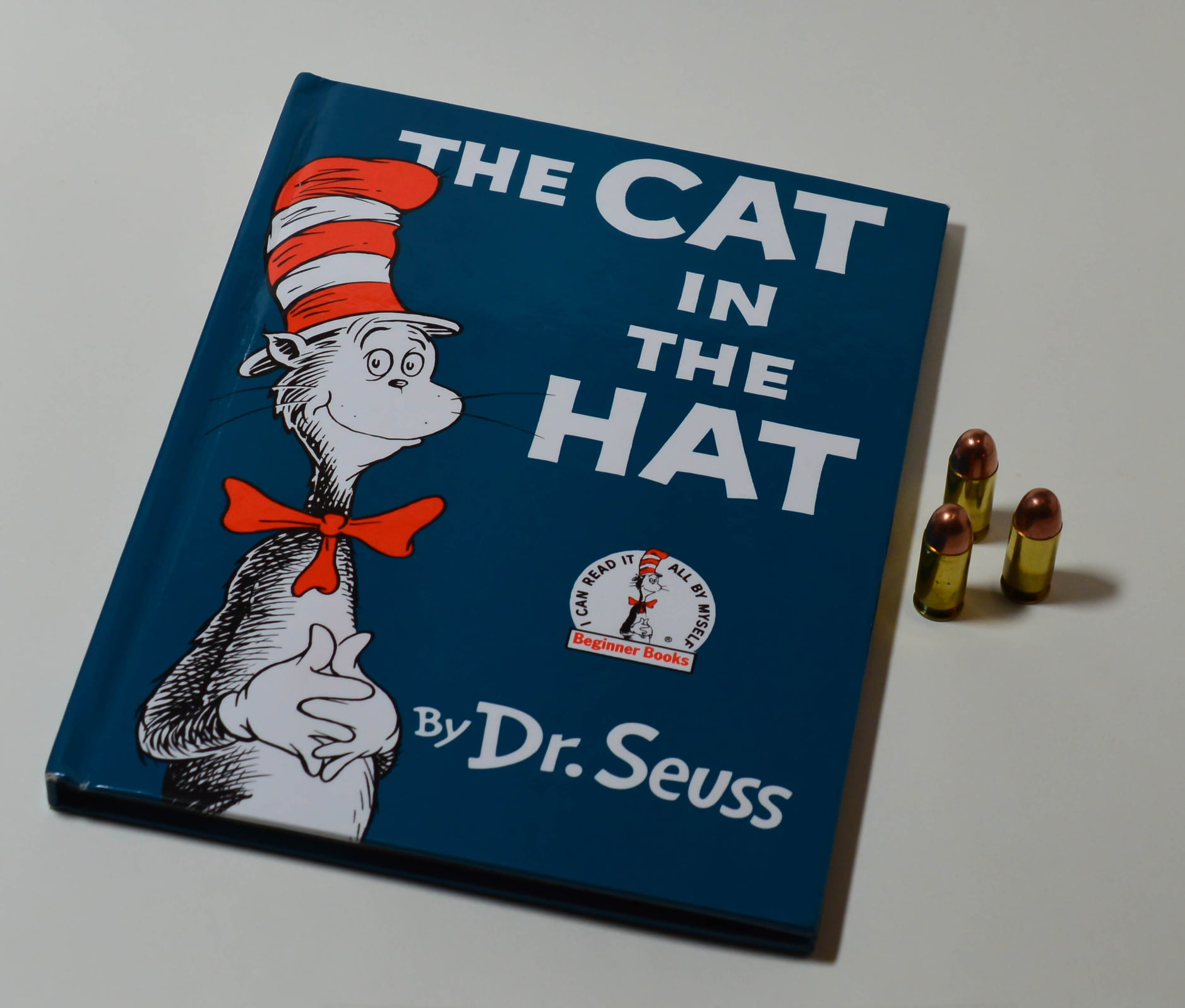 Biden Declares War on Iran After Ayatollah Reads 'The Cat in the Hat'