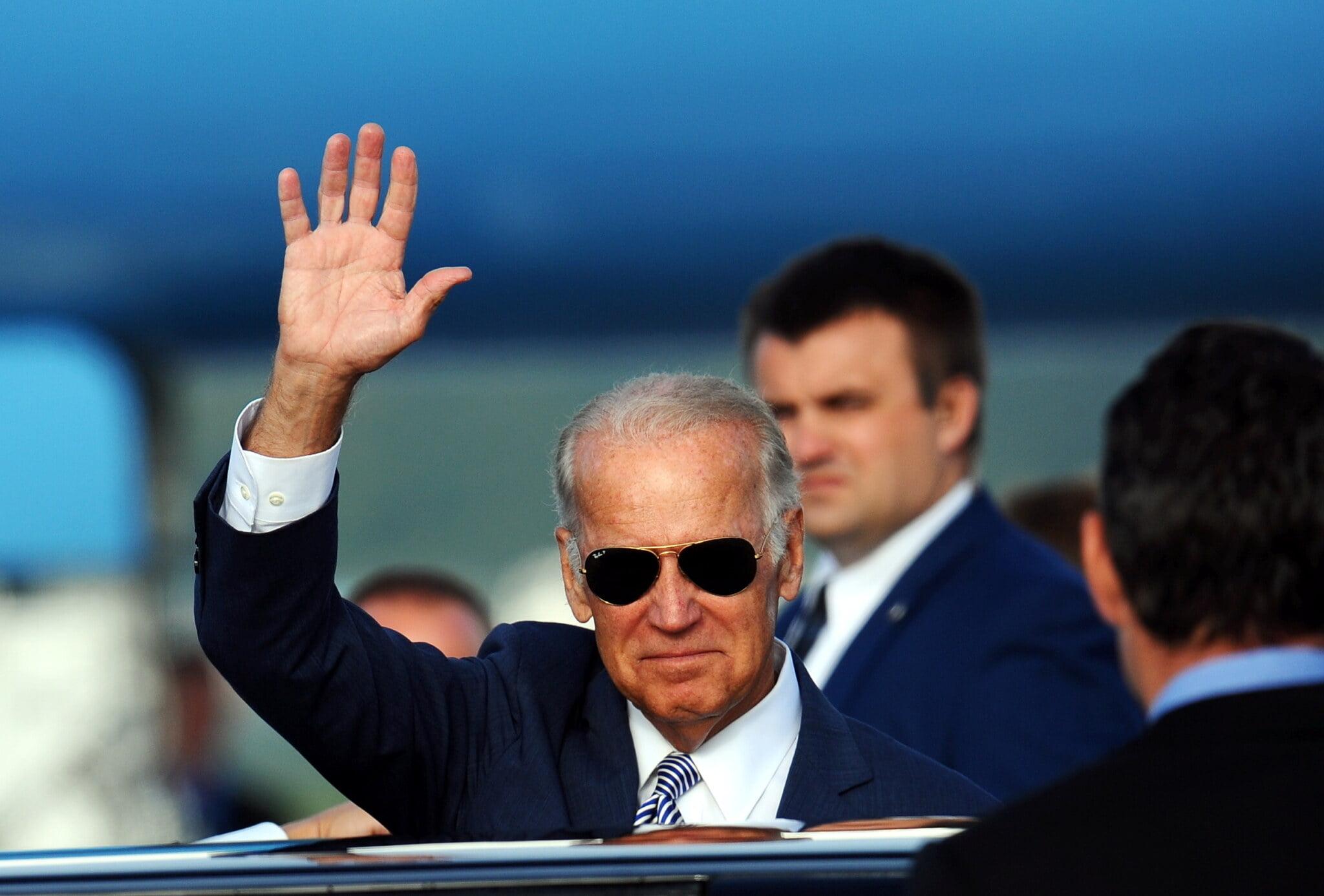 Biden Orders Invasion of Republic of Georgia over New Voting Laws