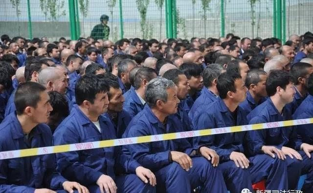 China Agrees to Reduce Carbon Emissions as Long as They Can Keep Uyghur Camps