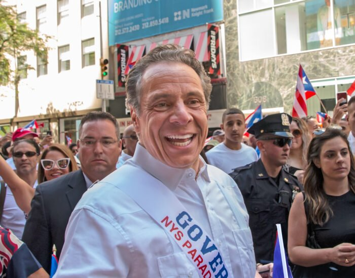Cuomo Receives $5 Million Advance for Book on Dating Younger Coworkers