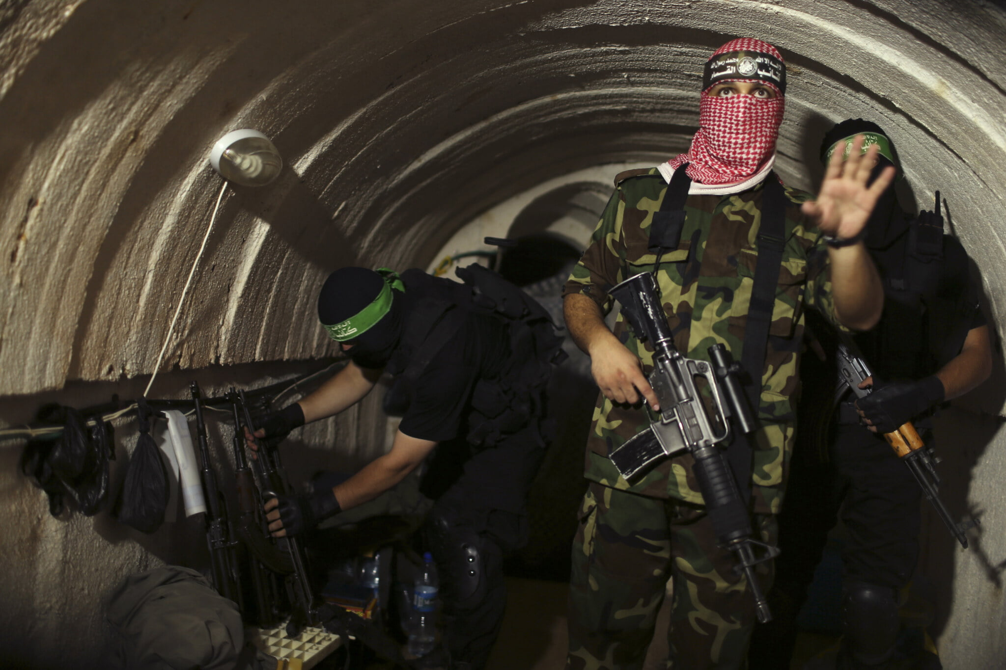 """After Britain Calls for """"Proportionality"""", Israel to Build Terror Tunnels into Gaza"""