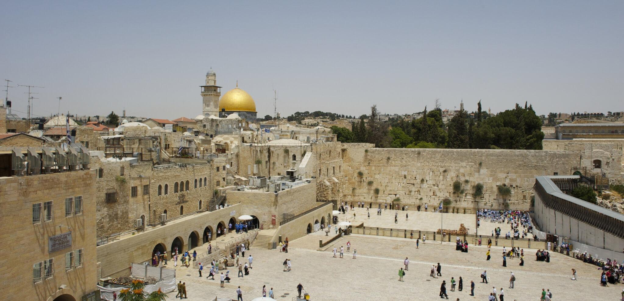 Jerusalem Files for Parental Emancipation