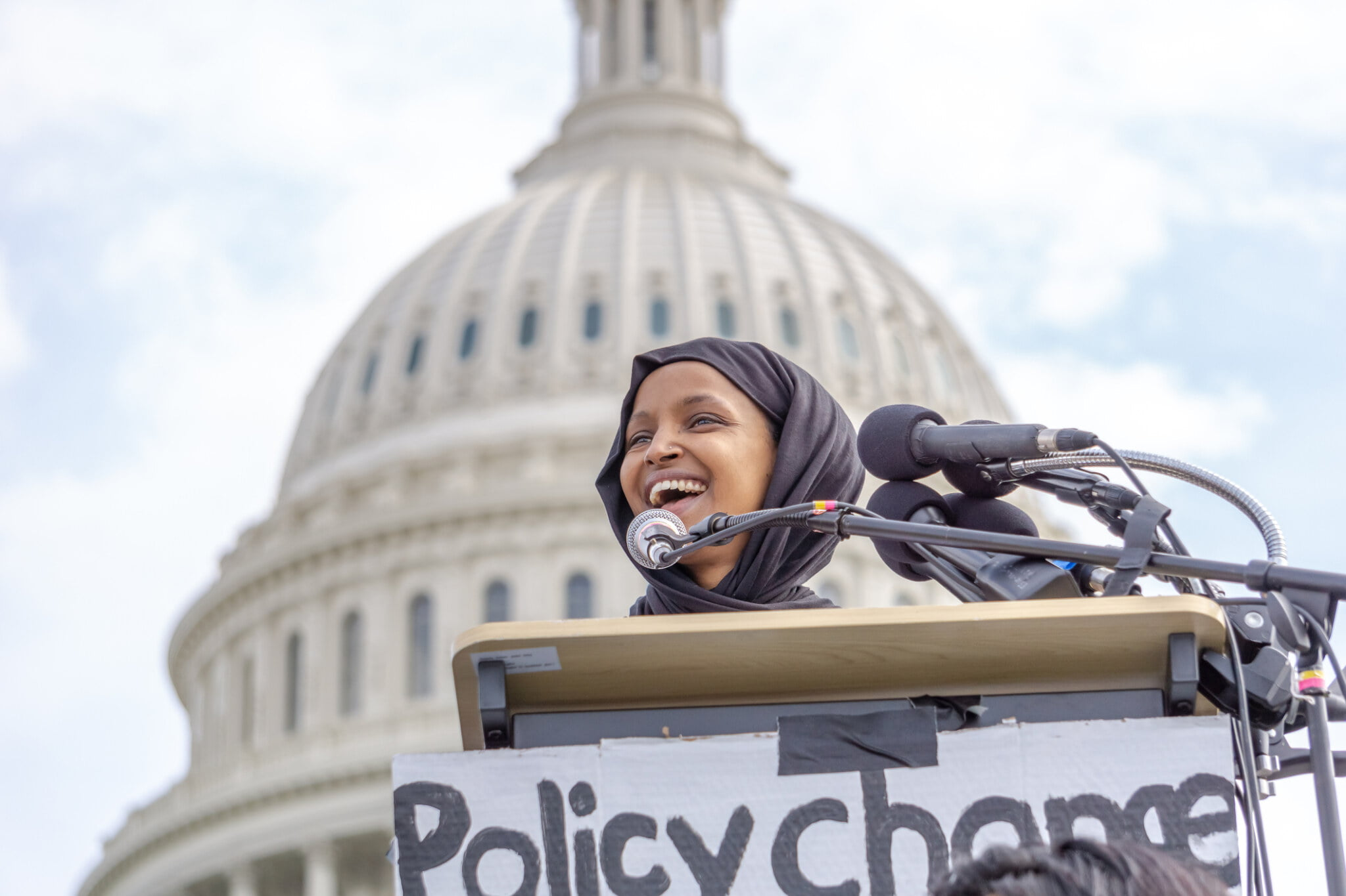 Comparison to Taliban and Hamas was a Compliment, Ilhan Omar Clarifies